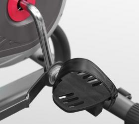 Антискользящие педали с прорезиненными многопозиционными ремешками